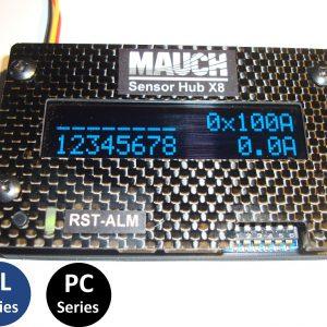 Mauch Sensor Hub X8
