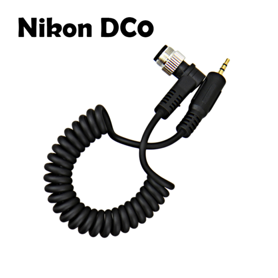 Nikon DC0 – cable for #MAP