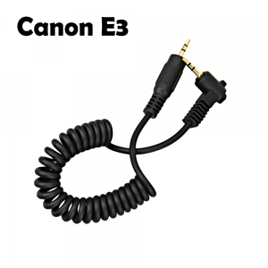 Canon E3 – cable for #MAP
