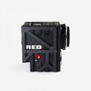 Carbon V-lock Adapter Kit for RED Epic (1 D-Tap)
