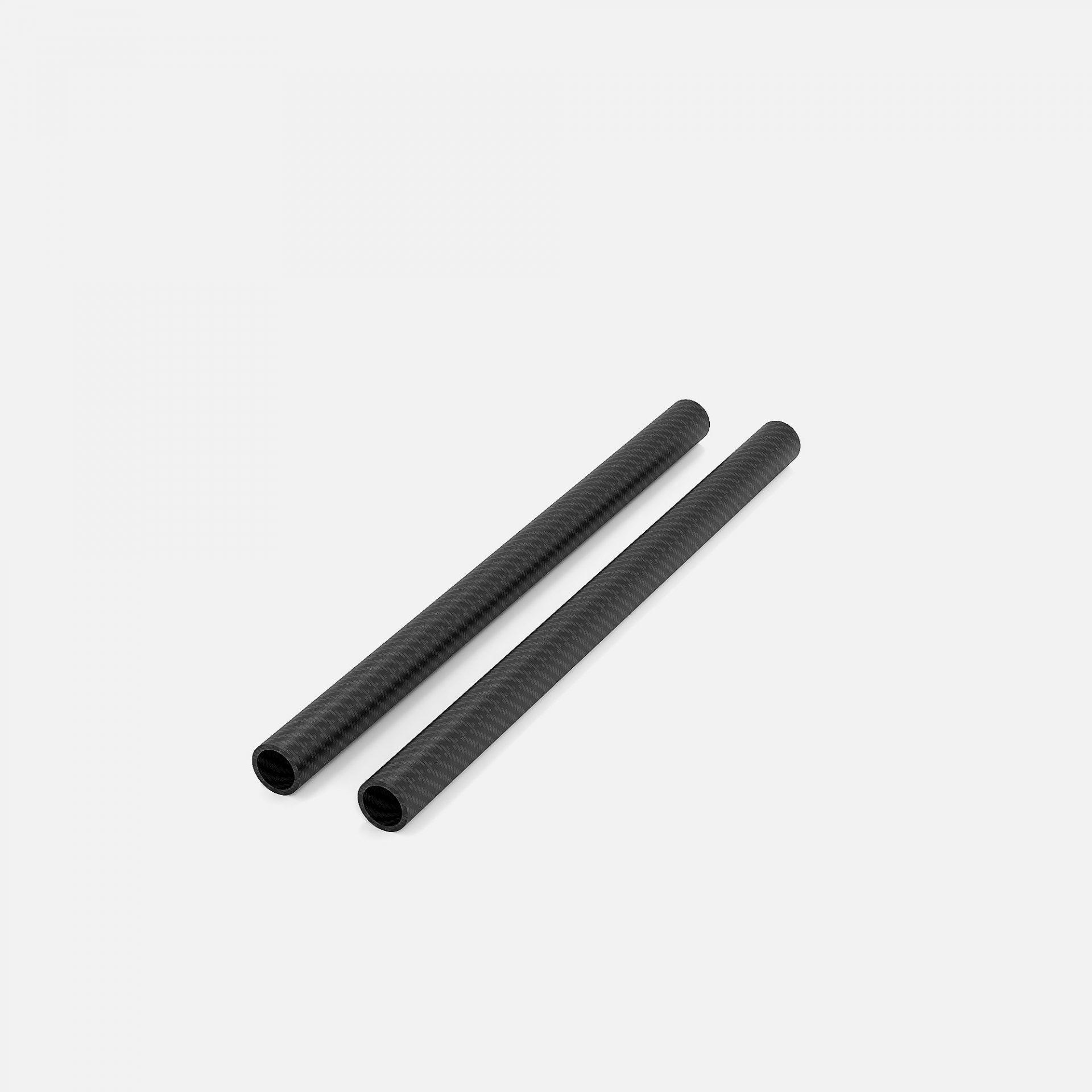 19mm x 300mm Carbon Lens Rod