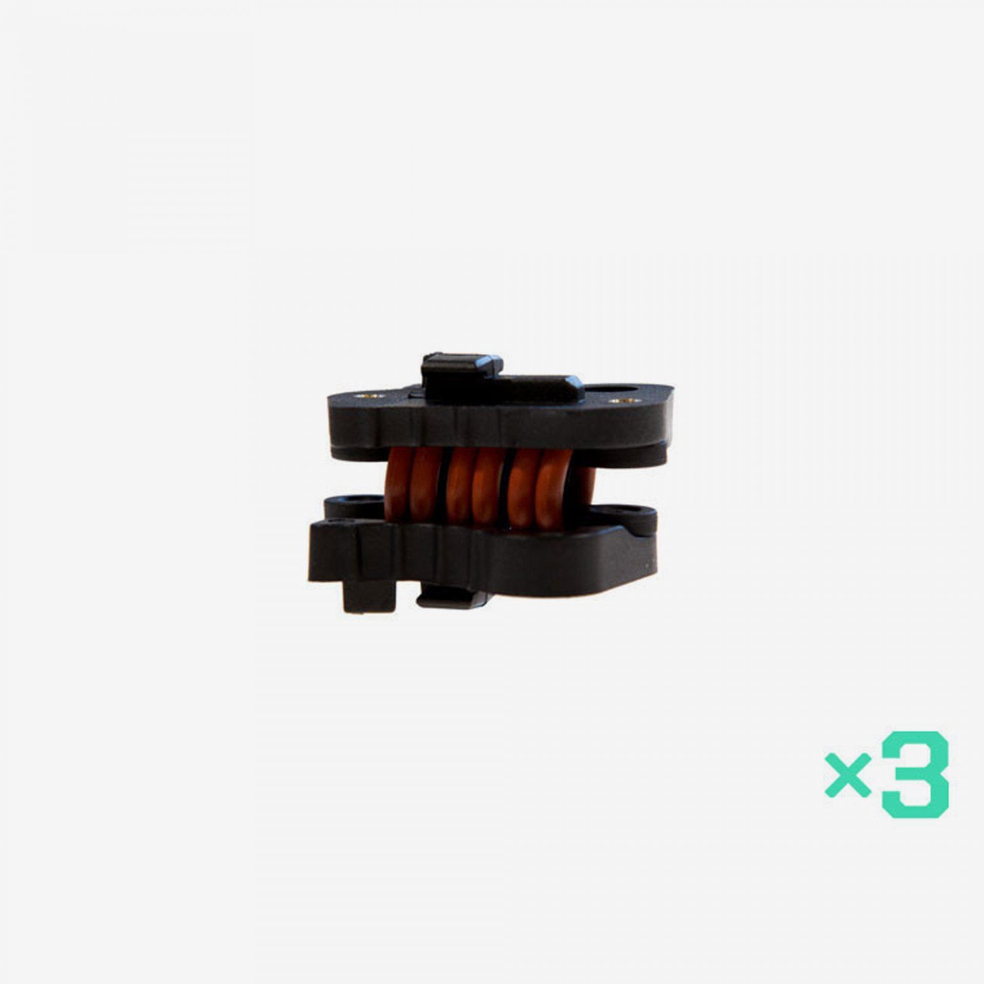 FreeFly ALTA Vibration Isolator Cartridge, Red