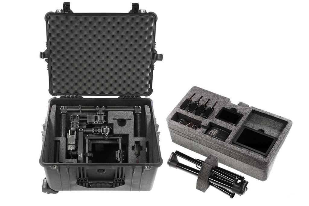 FreeFly MoVI M5 + Case bundle