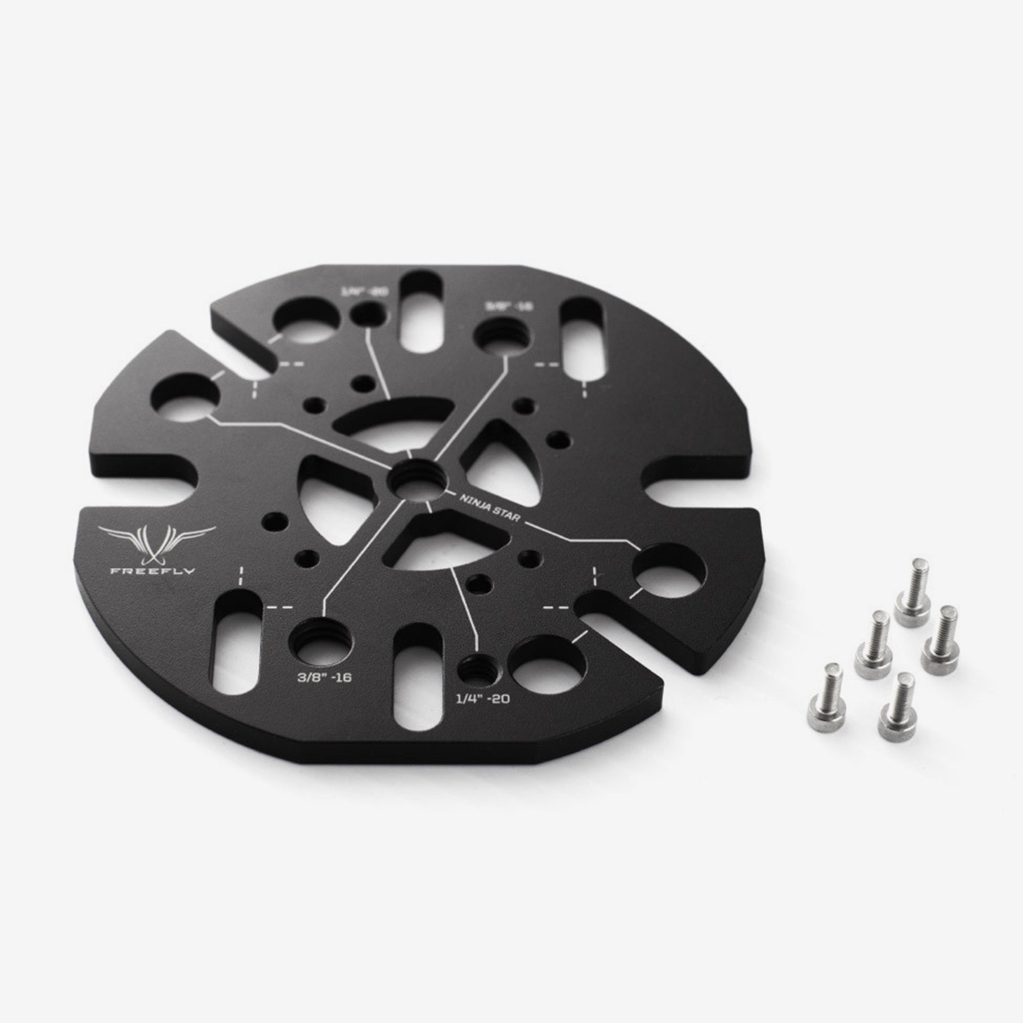 FreeFly MoVI 'Ninja Star' Adapter Plate