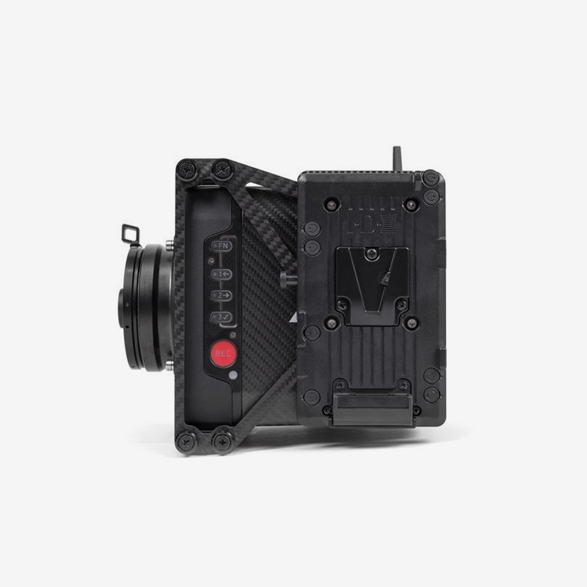 MōVI M5 Adjustable Top Camera Plate