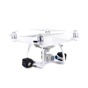 Lume Cube - Drone Mount Kit for DJI Phantom 4