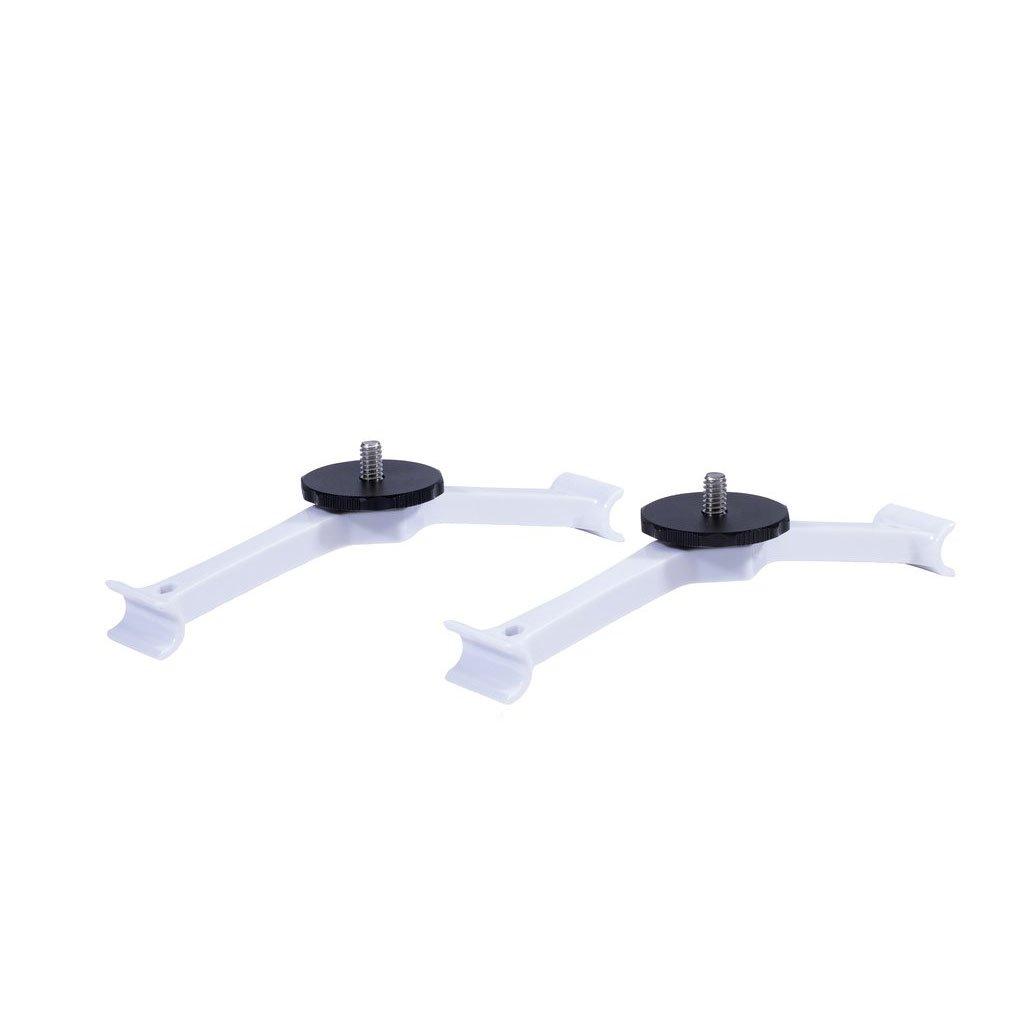 Lume Cube – Drone Mounts for DJI Phantom 4 (White)
