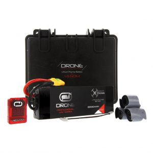 Venom 8000mAh 3S 11.1V Drone Professional Battery, 15C LiPo with XT90-S Plug