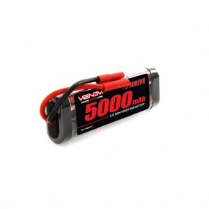 Venom 7.2V 5000mAh 6 Cell NiMH Battery with HXT 4.0mm Plug