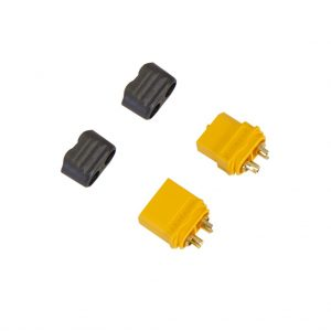 Amass XT60 Male and Female Connector Plug for Battery ESC and Charge Lead 1 Pair
