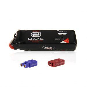 Venom 50C 3S 1800mAh 11.1V Drone Racing LiPo with Universal 2.0 Plug