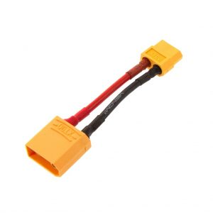 Venom XT60 Female Device to XT90 Male Battery Adapter Plug - 14AWG