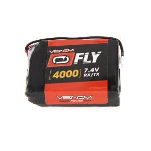 Spektrum DX9/DX7S/DX8/DX6 Gen 2/3 4000mAh 7.4V Transmitter LiPo Battery by Venom