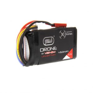 Venom 70C 3S 450mAh 11.1V LiPo Drone Battery with JST Plug