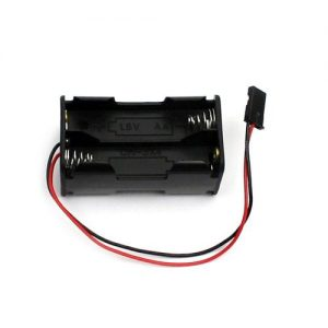 Venom 4-Cell AA Battery Box RX Receiver Pack for RC Car Truck Plane Boat
