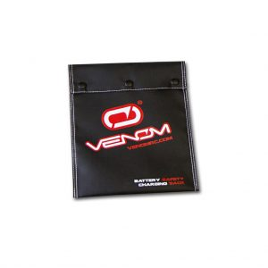 Venom LiPo and NiMH Battery Safety Charging Sack - Small