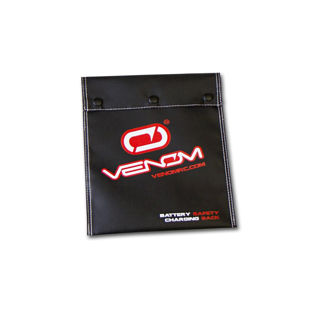 Venom LiPo and NiMH Battery Safety Charging Sack – Small