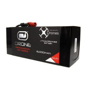 Venom 16000mAh 6S 22.2V Drone Professional Battery, 15C LiPo with XT150/AS150