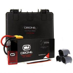Venom 16000mAh 4S 14.8V Drone Professional Battery, 15C LiPo with XT90-S Plug
