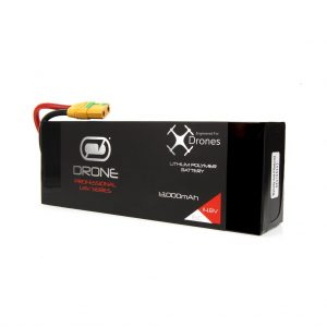 Venom 13000mAh 4S 14.8V Drone Professional Battery, 15C LiPo with XT90-S Plug