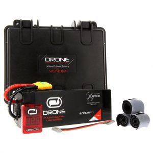 Venom 8000mAh 4S 14.8V Drone Professional Battery, 15C LiPo with XT90-S Plug
