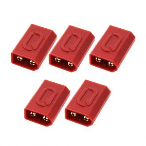 Venom UNI 2.0 XT60 Male to Deans Battery Adapter - 5 pieces