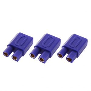 Venom UNI 2.0 XT60 Male to EC3 Battery Adapter - 3 pieces