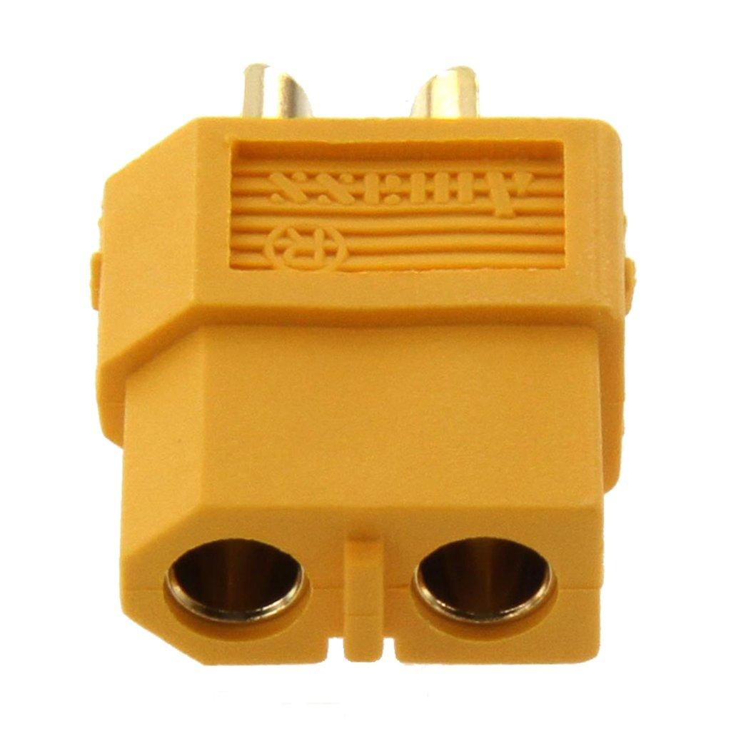 Amass XT60 Female Battery Connector – 1 piece