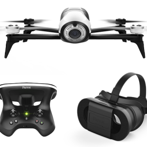 Parrot Bebop 2 Power Edition w/SKC2 and FPV Glasses