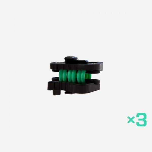 FreeFly ALTA Vibration Isolator Cartridge, Teal
