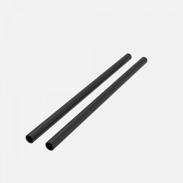 19mm x 450mm Carbon Lens Rod
