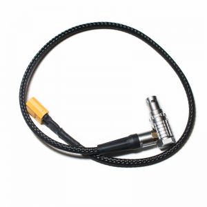 Red to XT60 Power Cable