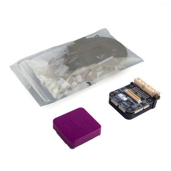 The Cube Purple Set (The Cube Purple+Mini Carrier Board+Mini Carrier Board Cable Set)