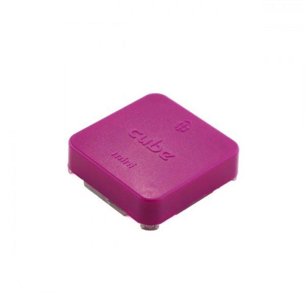 The Cube Purple