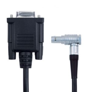 Reach RS+ cable 2m with DB9 FEMALE connector (90 deg)