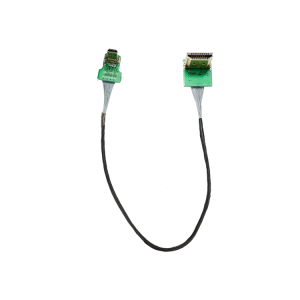 90 Degrees Micro HDMI to HDMI HD Shielded Cable