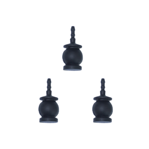 Gremsy Black Silicone Rubber Set