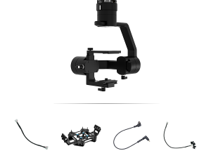 Pixy U for Flir Duo Pro R and Dji M600 Kit contents