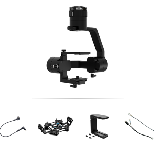 Gremsy Pixy U Bundle for FLIR Vue Pro R/Pixhawk FC