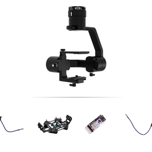 Gremsy Pixy U Bundle for Sony R10C/QX1