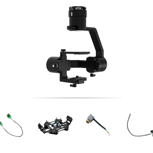 Gremsy Pixy U Bundle for BMCC/Pixhawk and M600