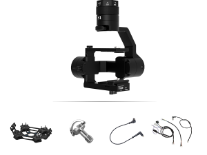Gremsy S1V3 bundle kit for Workswell wiris camera and DJI M600