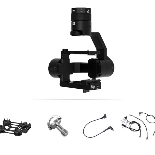 Gremsy S1V3 Bundle for Wiris Camera/M600