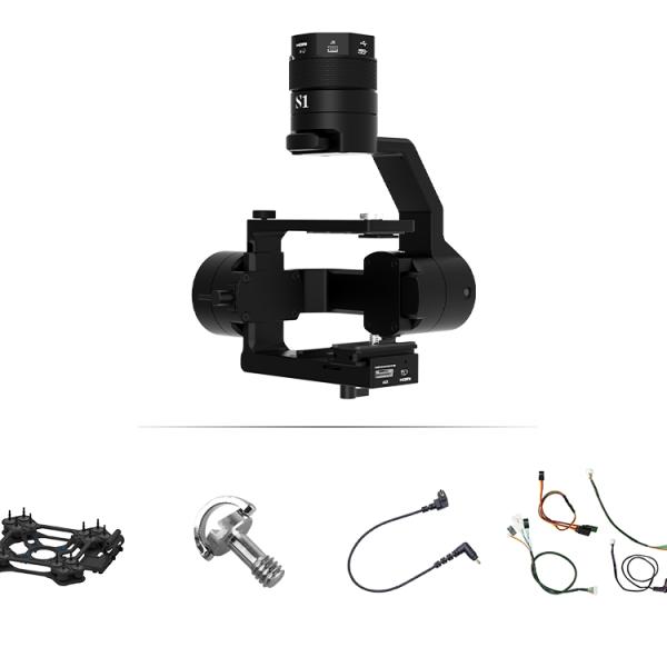 Gremsy S1V3 Bundle for Wiris Camera/Non M600