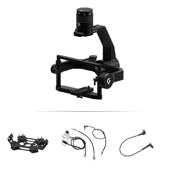 Gremsy T3V3 Bundle for Wiris Camera M600