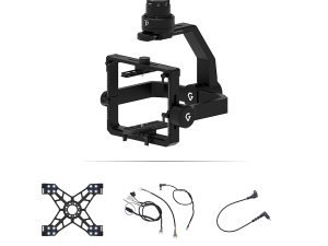 Gremsy T7 bundle kit for Workswell 320 and Dji M 600