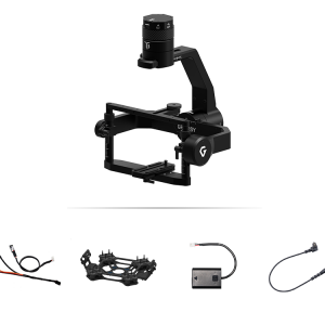 Gremsy T3V3 Bundle for Sony Alpha and Seagull #IR
