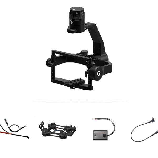 T3V3 Bundle for Sony Alpha and Seagull #IR