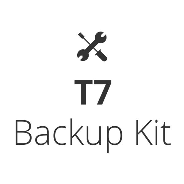 T7 Backup Kit