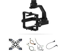 Gremsy T7 Drone Kit Bundle for Workswell GIS 320